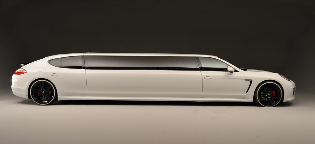 Porsche Panamera Stretched Limousine Supercar Dreams