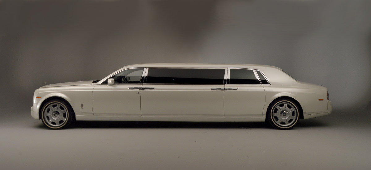 Rolls Royce Phantom Limousine Supercar Dreams